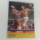 Ultimate Warrior 2014 Topps Champion Spotlight INSERT WWE Wrestling Card #1 of 10