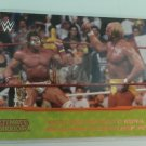Ultimate Warrior 2014 Topps Champion Spotlight INSERT WWE Wrestling Card #6 of 10