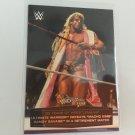Ultimate Warrior 2014 Topps 30 of Wrestlemania INSERT WWE Wrestling Card #13 of 60