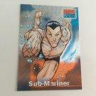 Sub-Mariner 2001 Marvel Legends Comics Foil INSERT Card #6