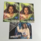 All 3 Camile Velasco 2004 Fleer American Idol Celebrity TV Reality Music Show Card