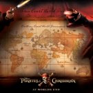 Pirates Of The Caribbean 3 At World's End Movie Poster