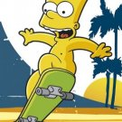The Simpsons Movie - Bart Simpson Movie Poster