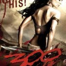 300 - Queen Gorgo Movie Poster
