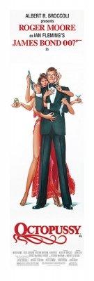 James Bond - Octopussy Mini Door Movie Poster