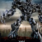 Transformers - Megatron Movie Poster