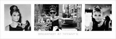 Breakfast At Tiffany's Mini Door Movie Poster