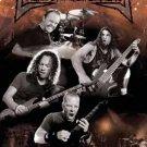 Metallica Music Poster