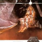 Star Wars Episode IV - A New Hope Movie Poster 2