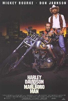 Harley Davidson & The Marlboro Man Movie Poster