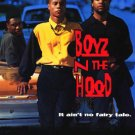 Boyz 'N The Hood Movie Poster