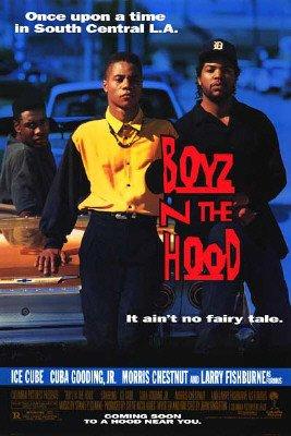 Boyz 'N The Hood Movie Poster