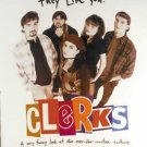 Clerks Movie Poster