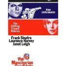 The Manchurian Candidate Movie Poster (1962)