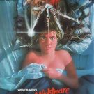 A Night On Elm Street Movie Poster