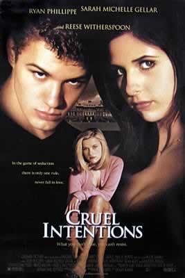 Cruel Intentions Movie Poster