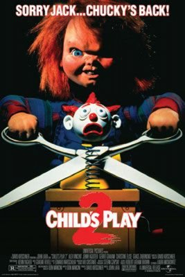 Child's Play 2 - Chucky's Back Movie Poster