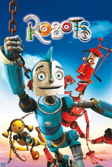 Robots Movie Poster