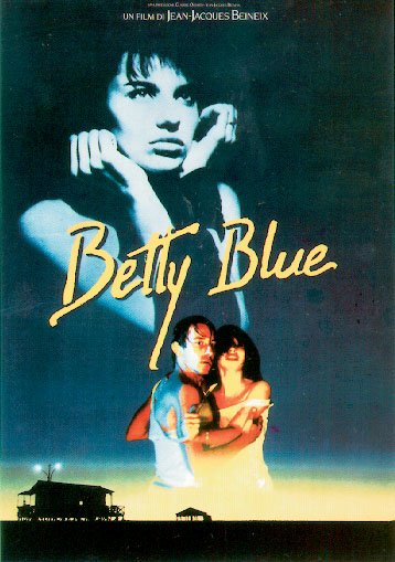 Betty Blue Movie Poster