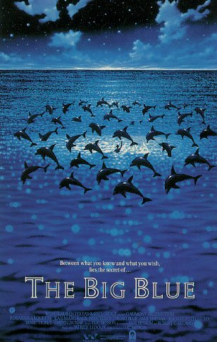 The Big Blue Movie Poster 2