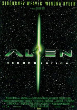 Alien Resurrection Movie Poster