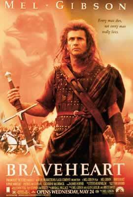 Braveheart Movie Poster