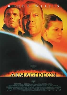 Armagedon Movie Poster