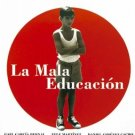 La Mala Educacion (Bad Education) Movie Poster