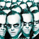 The Matrix Reloaded - Agent Smith Movie Poster