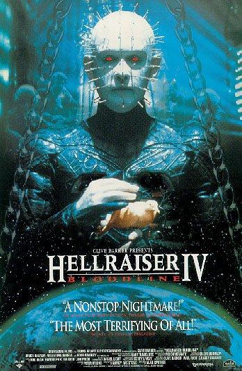 Hellraiser IV - Bloodline Movie Poster