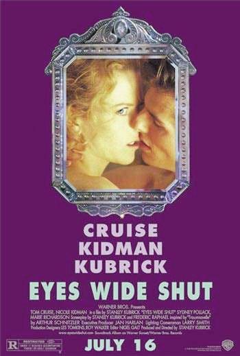 Eyes Wide Shut Movie Poster
