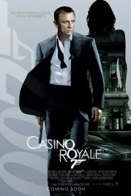 Casino Royale Movie Poster 3