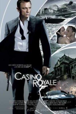 Casino Royale Movie Poster 4