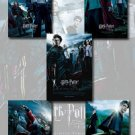 Harry Potter and The Goblet Of Fire Movie Poster Set