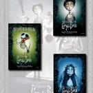 Corpse Bride Movie Poster Set