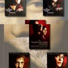 The Da Vinci Code Movie Poster Set (German) (5)
