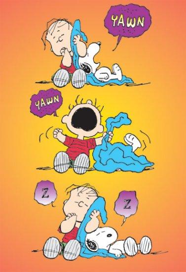 Peanuts TV Show Poster
