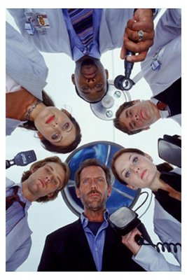 House M.D. TV Show Poster