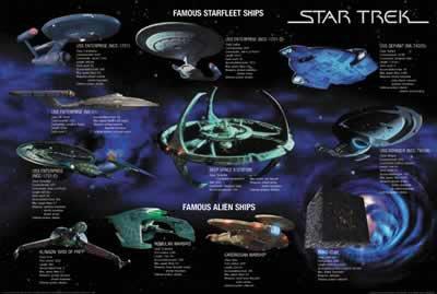 Star Trek TV Show Poster