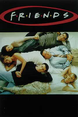 Friends TV Show Poster 4