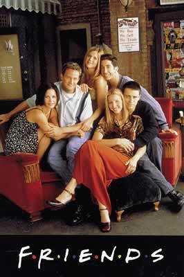 Friends TV Show Poster 9