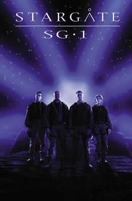 Stargate SG1 TV Show Poster 2