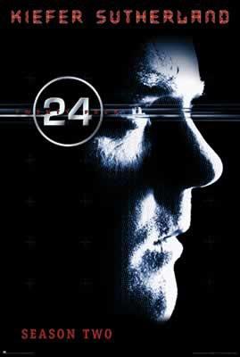 24 - Twenty Four TV Show Poster 5