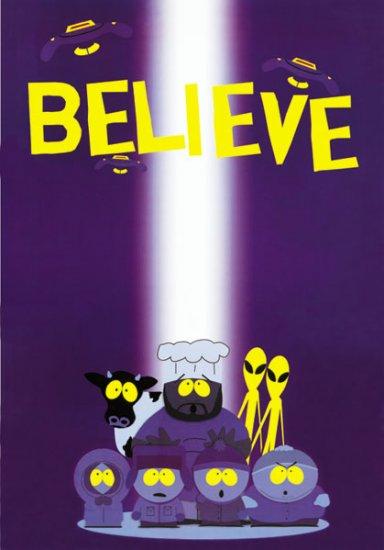 South Park TV Show Poster