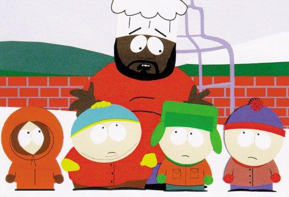 South Park TV Show Poster 2