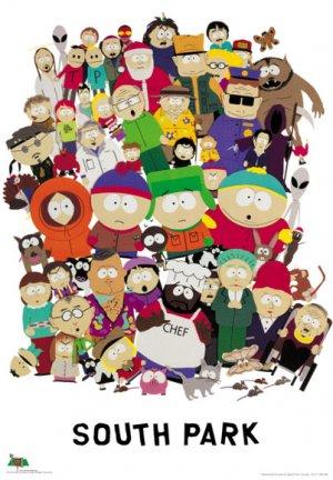 South Park TV Show Poster 3