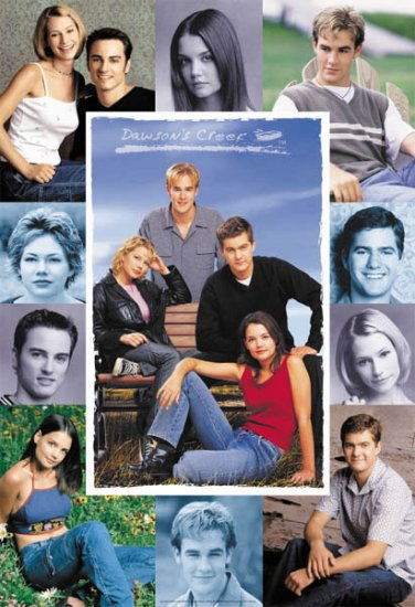 Dawson's Creek TV Show Poster