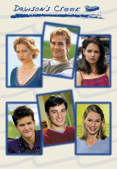 Dawson's Creek TV Show Poster 2