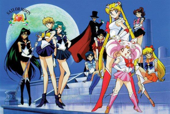 Sailor Moon Poster 2