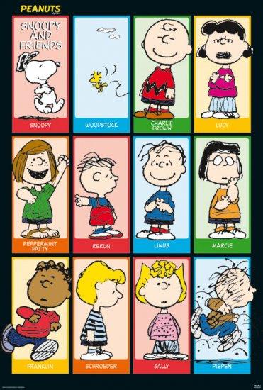 Peanuts TV Show Poster 3